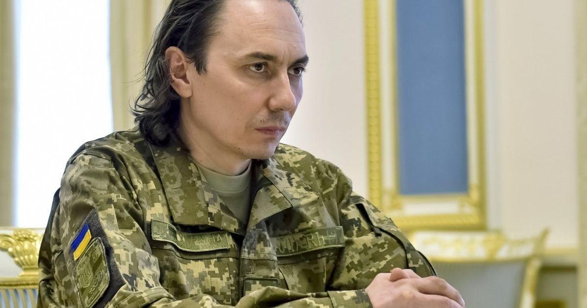СБУ опубликовала аудиозапись по делу подозреваемого в шпионаже полковника ВСУ Безъязыкова