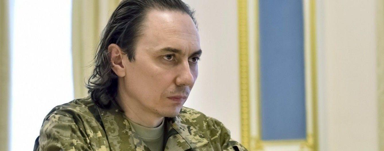 Підозрюваний у держзраді полковник Без'язиков зник із лікарні