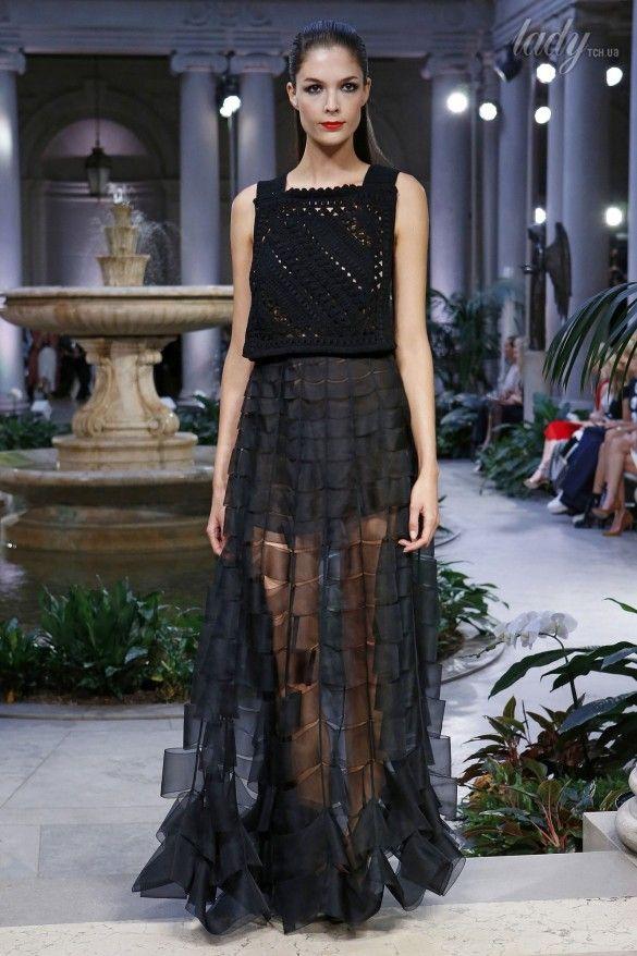 Коллекция Carolina Herrera прет-а-порте сезона весна-лето 2017_23