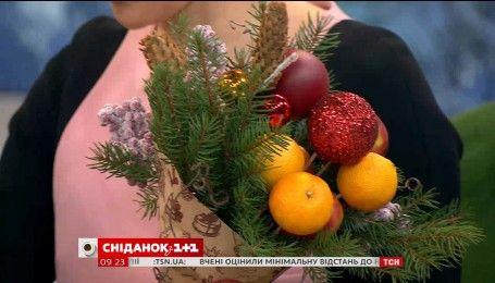 Таміла Чехович провела майстер-клас зі створення святкових прикрас