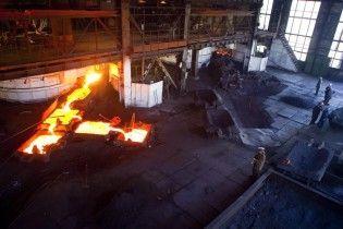 В Запорожье на титано-магниевом комбинате Фирташа произошла химическая авария
