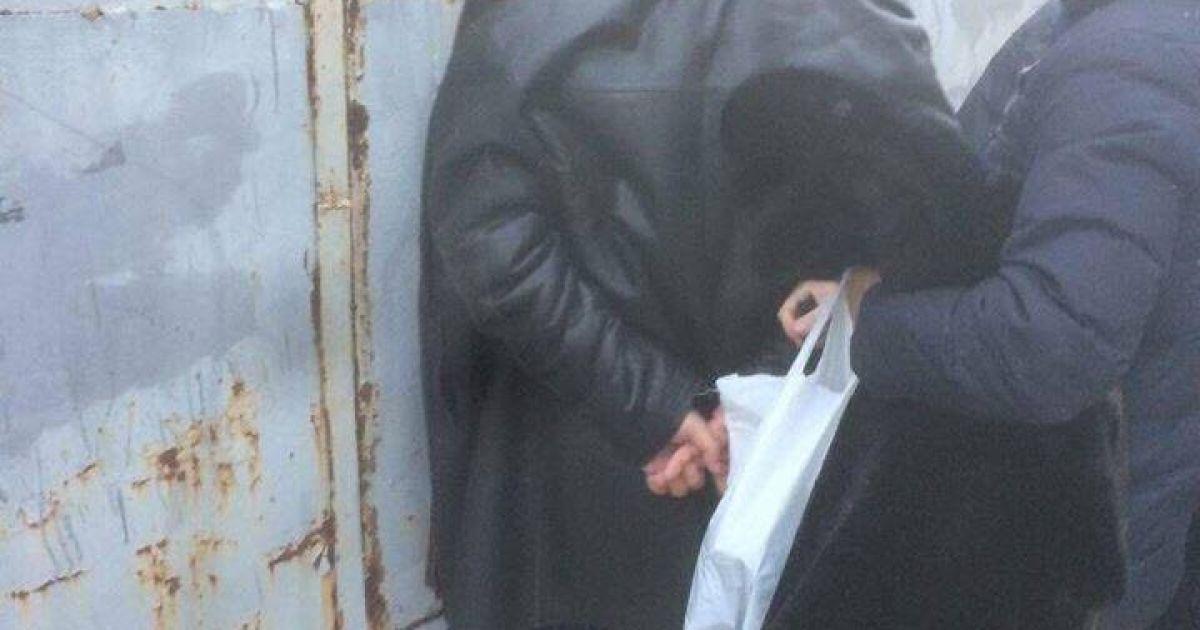 В Киеве на взятке задержали ректора столичного вуза