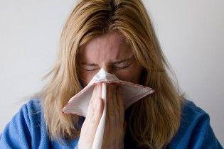 В Киеве растет количество заболевших ОРВИ и гриппом