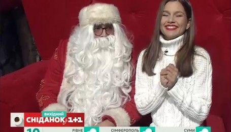 В Киеве на ВДНХ открылась резиденция Деда Мороза