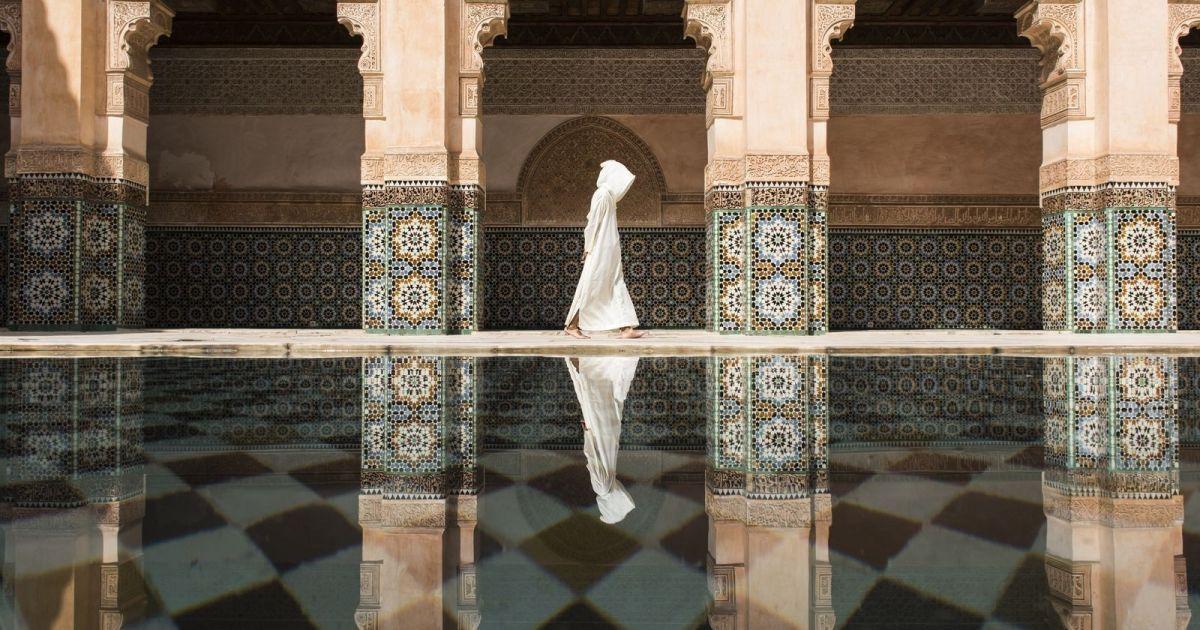 1-е место, номинация «Города»: «Медресе Бен Юсефа», Марракеш, Марокко