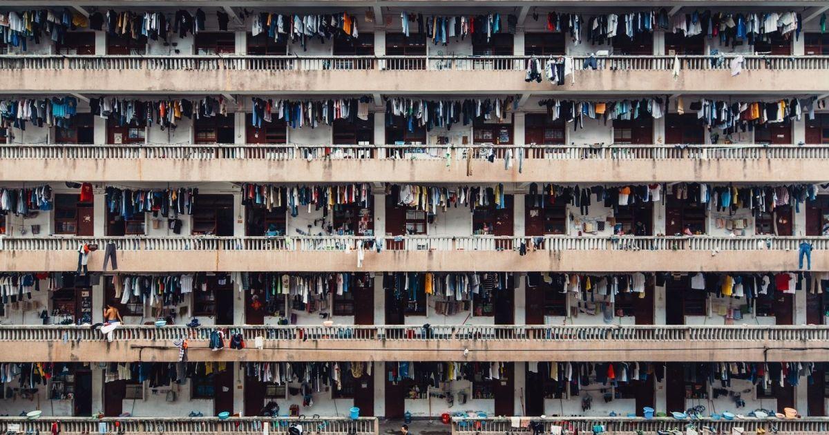 2-е место, номинация «Города»: «Замолчали», провинция Гуандун, Китай