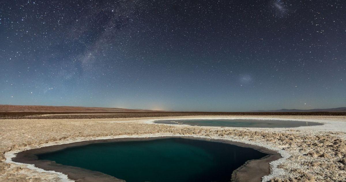 3-е место, номинация «Природа»: «Пустыня Атакама», Антофагаста, Чили