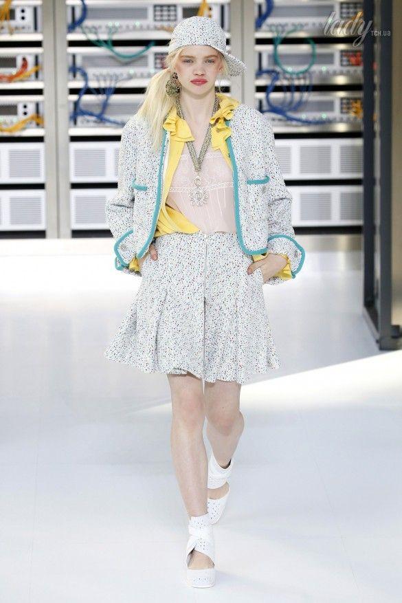 Коллекция Chanel прет-а-порте сезона весна-лето 2017_11