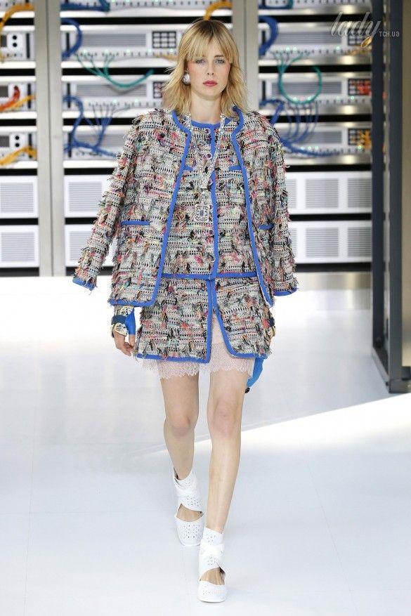 Коллекция Chanel прет-а-порте сезона весна-лето 2017_8