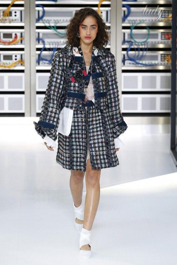 Коллекция Chanel прет-а-порте сезона весна-лето 2017_7