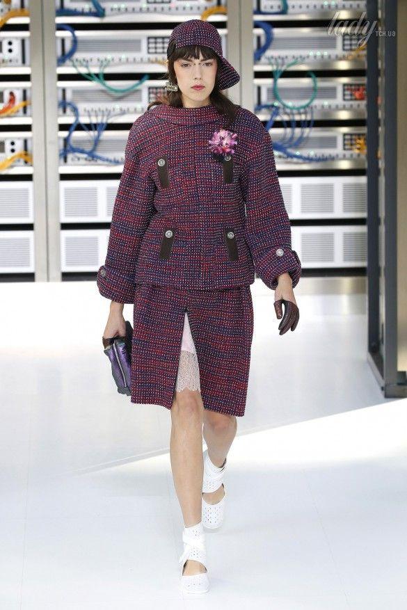 Коллекция Chanel прет-а-порте сезона весна-лето 2017_17