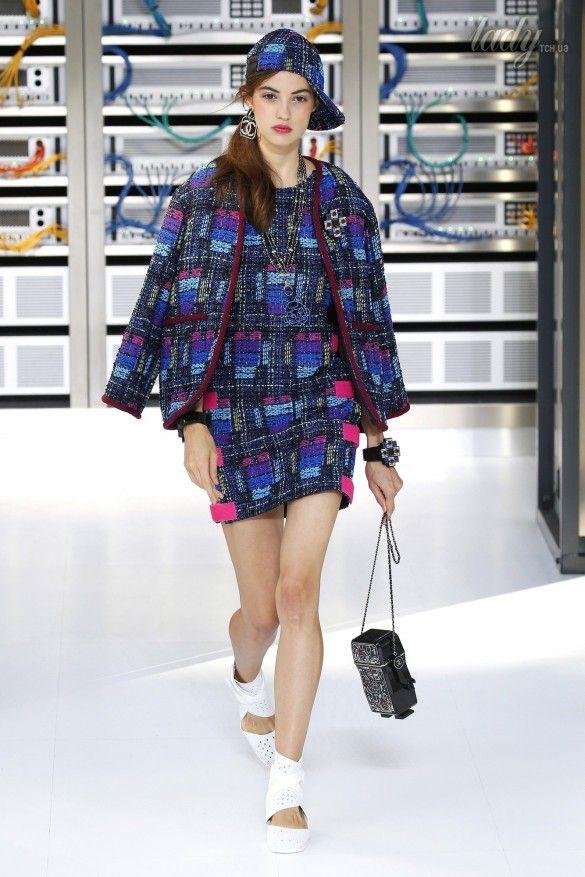 Коллекция Chanel прет-а-порте сезона весна-лето 2017_18