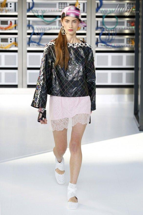 Коллекция Chanel прет-а-порте сезона весна-лето 2017_33