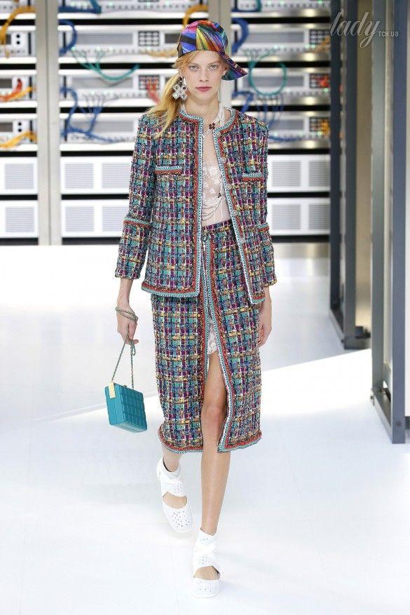 Коллекция Chanel прет-а-порте сезона весна-лето 2017_22