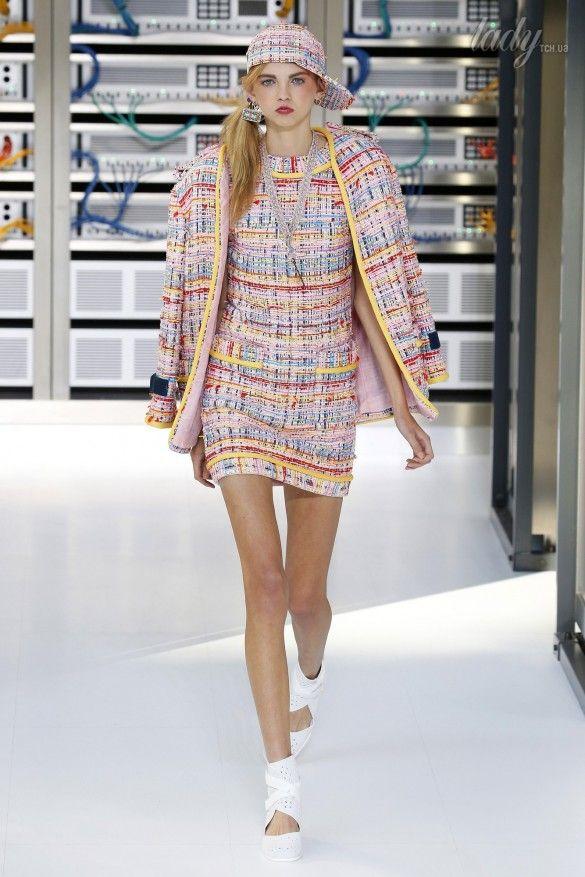 Коллекция Chanel прет-а-порте сезона весна-лето 2017_14