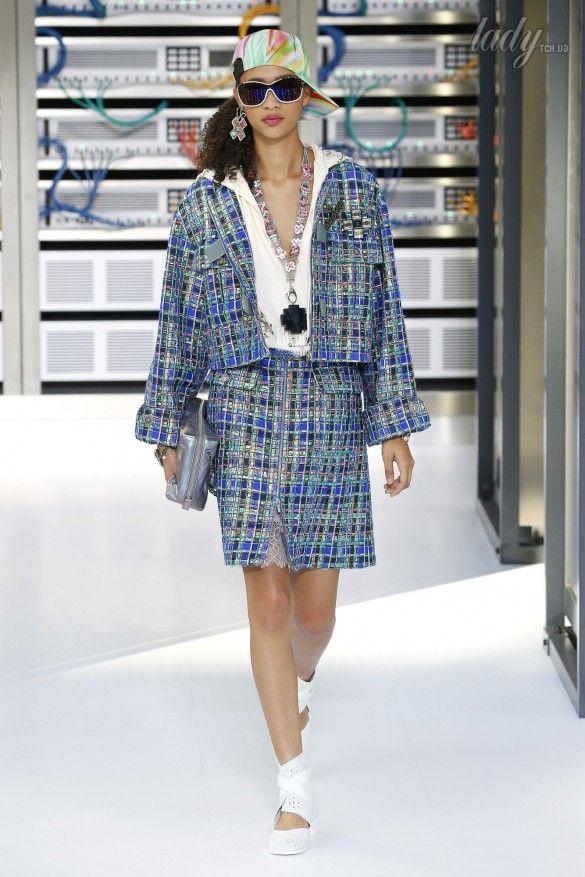 Коллекция Chanel прет-а-порте сезона весна-лето 2017_20