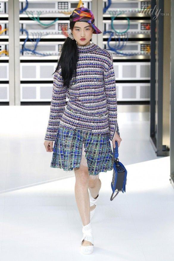 Коллекция Chanel прет-а-порте сезона весна-лето 2017_28