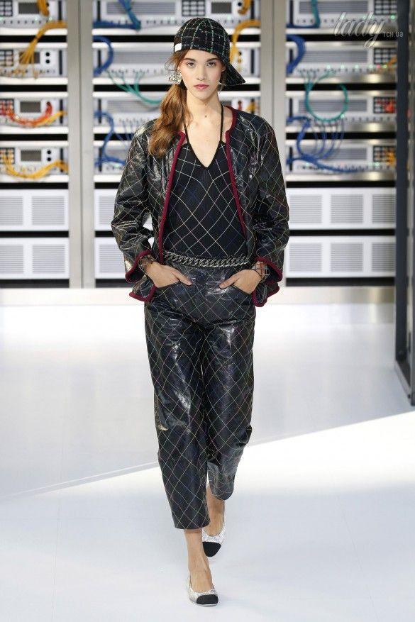 Коллекция Chanel прет-а-порте сезона весна-лето 2017_29