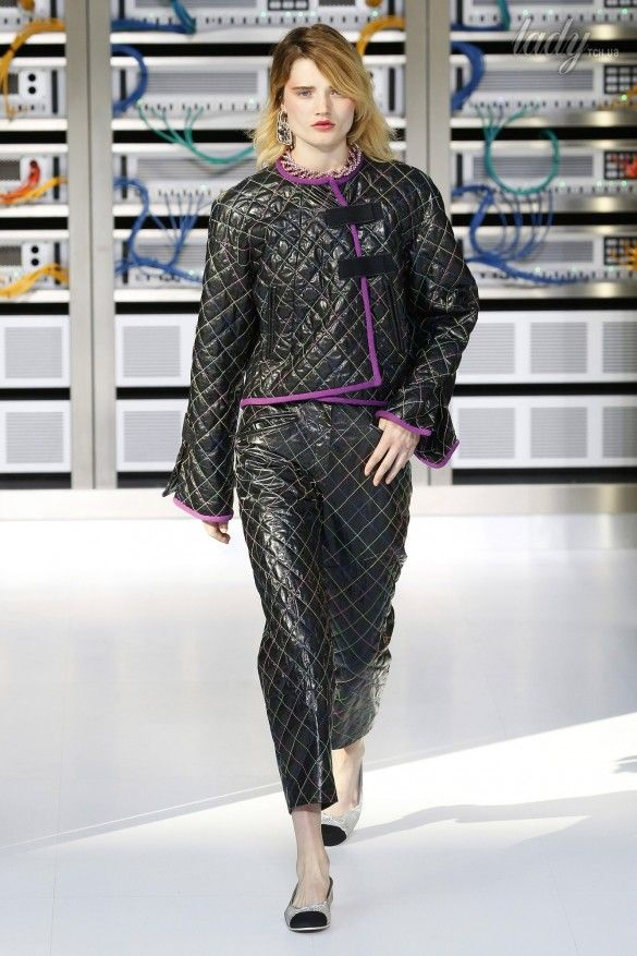 Коллекция Chanel прет-а-порте сезона весна-лето 2017_27