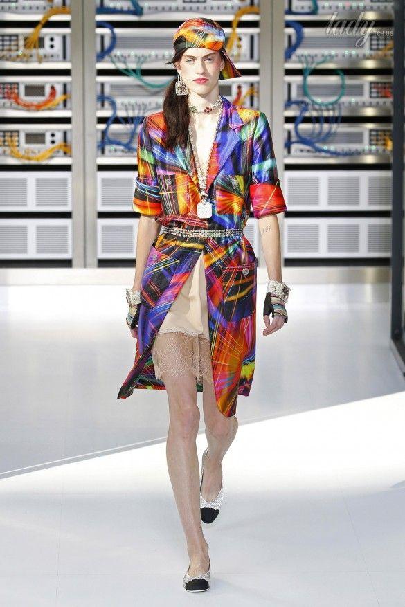 Коллекция Chanel прет-а-порте сезона весна-лето 2017_45
