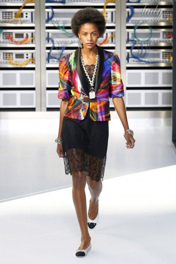 Коллекция Chanel прет-а-порте сезона весна-лето 2017_53