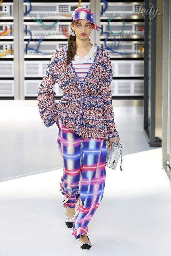 Коллекция Chanel прет-а-порте сезона весна-лето 2017_54