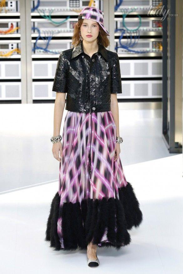 Коллекция Chanel прет-а-порте сезона весна-лето 2017_46