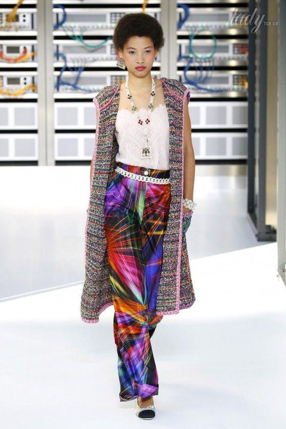Коллекция Chanel прет-а-порте сезона весна-лето 2017_51