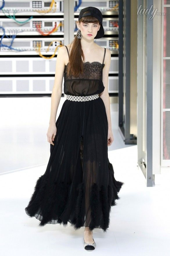 Коллекция Chanel прет-а-порте сезона весна-лето 2017_55