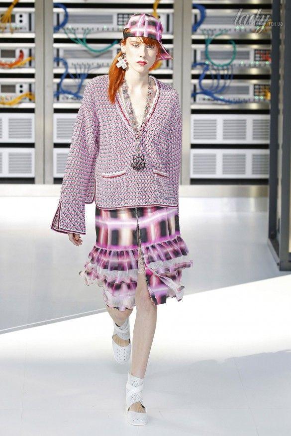 Коллекция Chanel прет-а-порте сезона весна-лето 2017_52