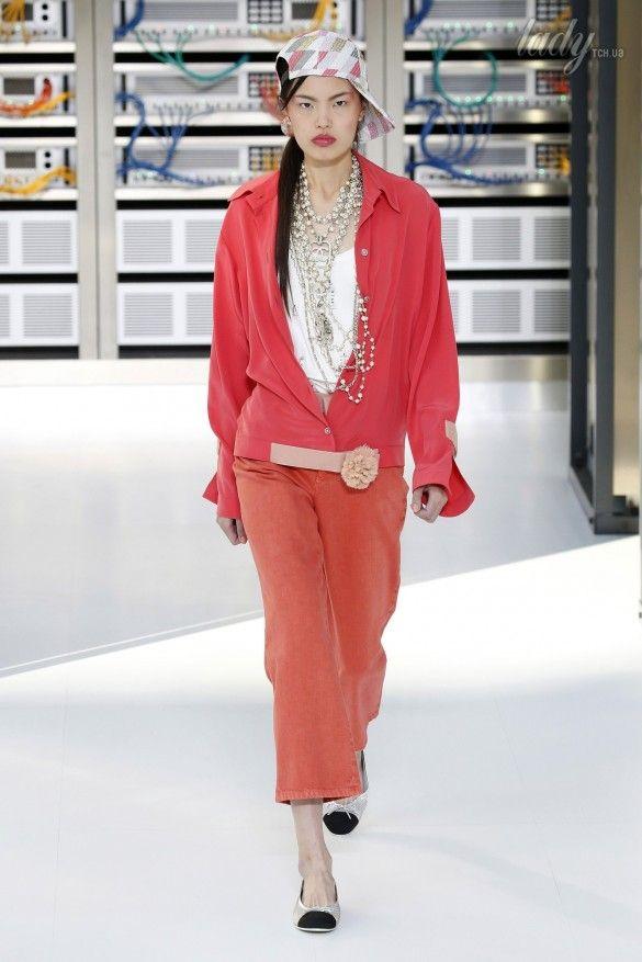 Коллекция Chanel прет-а-порте сезона весна-лето 2017_41