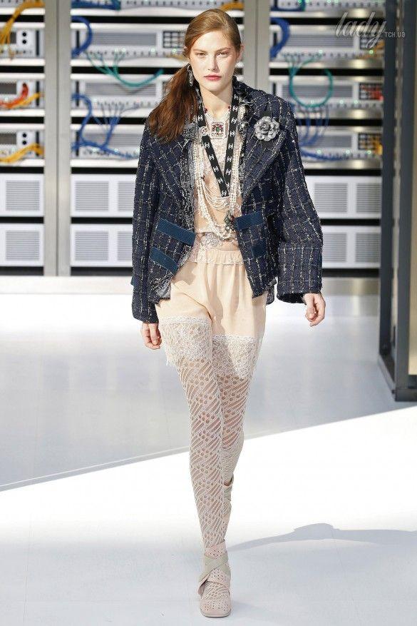 Коллекция Chanel прет-а-порте сезона весна-лето 2017_60
