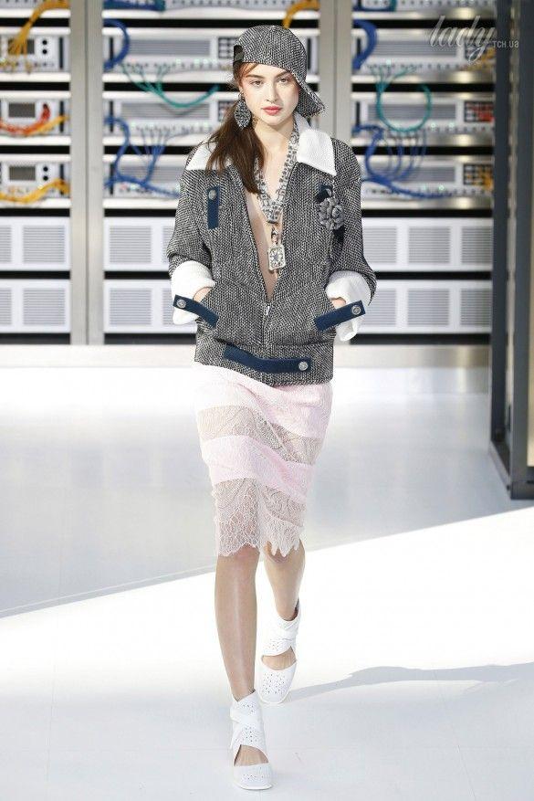 Коллекция Chanel прет-а-порте сезона весна-лето 2017_66