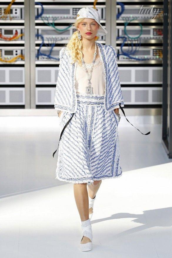 Коллекция Chanel прет-а-порте сезона весна-лето 2017_77
