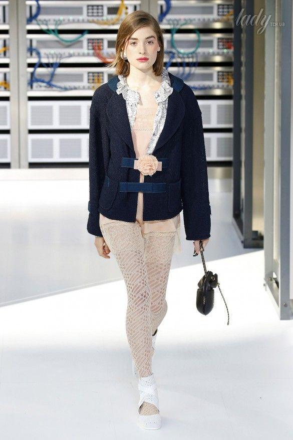 Коллекция Chanel прет-а-порте сезона весна-лето 2017_62