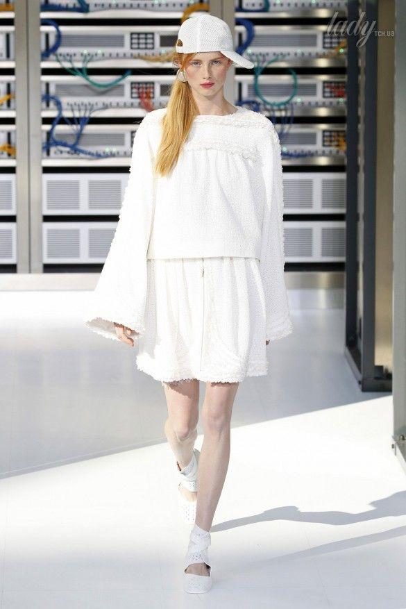 Коллекция Chanel прет-а-порте сезона весна-лето 2017_71