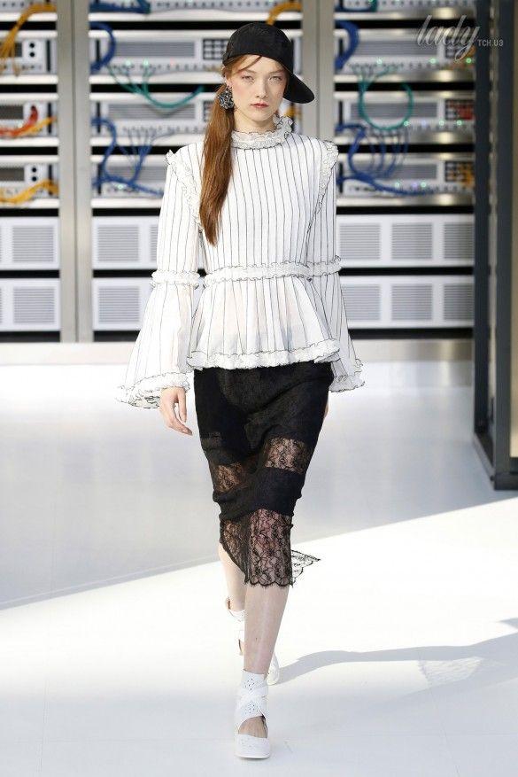 Коллекция Chanel прет-а-порте сезона весна-лето 2017_69