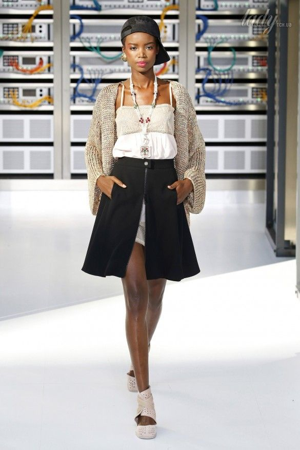 Коллекция Chanel прет-а-порте сезона весна-лето 2017_72
