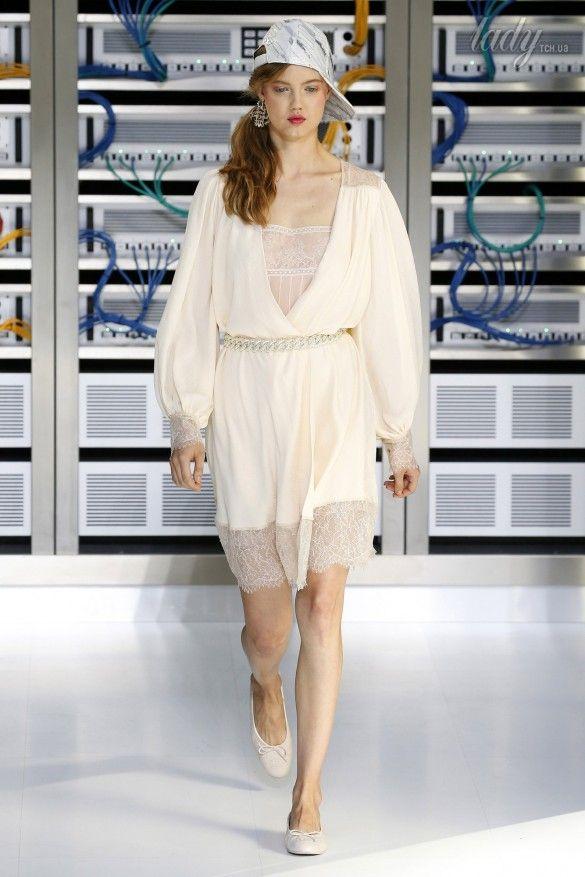 Коллекция Chanel прет-а-порте сезона весна-лето 2017_84