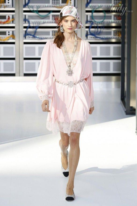 Коллекция Chanel прет-а-порте сезона весна-лето 2017_82