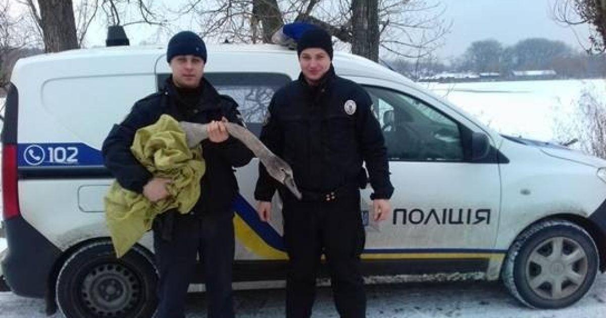 @ ГУ Национальной полиции в Киевской области