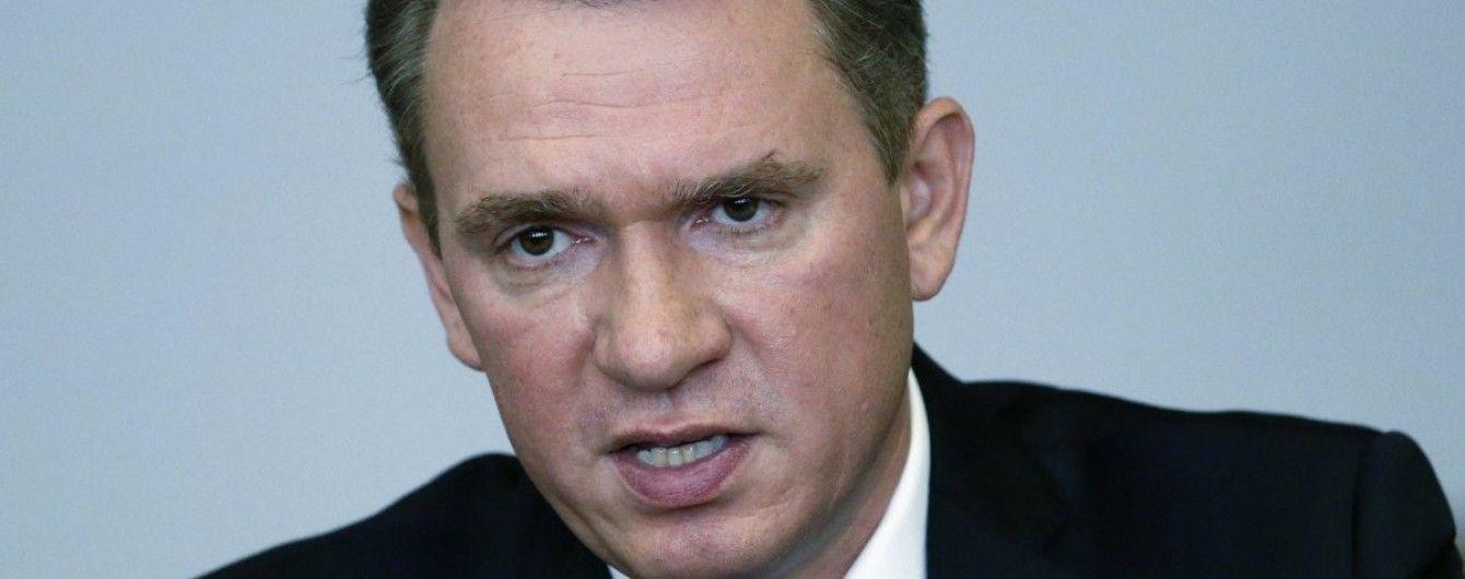 Охендовський лякає паралічем ЦВК у разі відсторонення його від посади