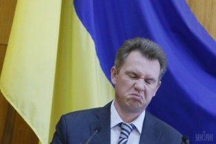 САП подаст ходатайство в суд о мере пресечения для председателя ЦИК – Холодницкий