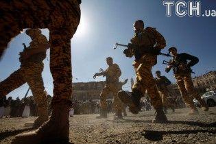 У Ємені розбився військовий саудівський гвинтокрил, є загиблі