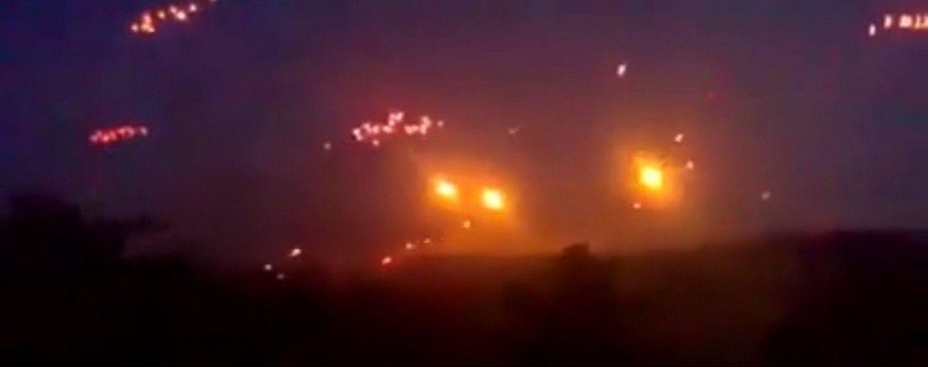 Депутат з партії Ляшка показав фейкове відео зі Світлодарської дуги