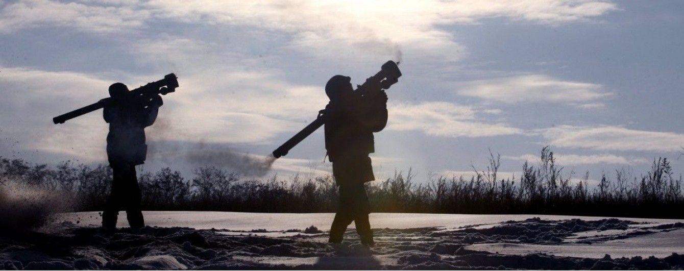 Волонтер опублікував відео зі знищенням позиції бойовиків, за яке держава не заплатила бійцям