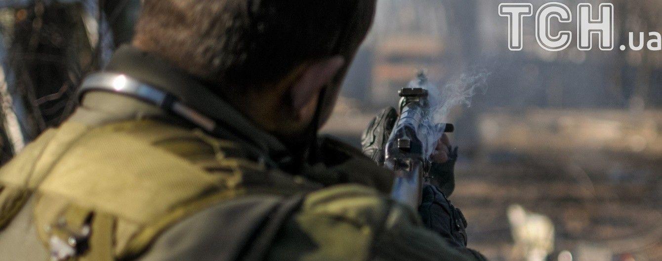 Українські військові відбили спроби штурму бойовиків на Світлодарській дузі