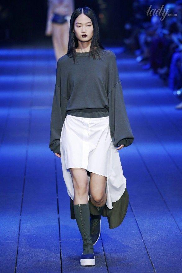 Коллекция DKNY прет-а-порте сезона весна-лето 2017_13