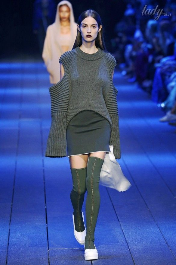 Коллекция DKNY прет-а-порте сезона весна-лето 2017_16