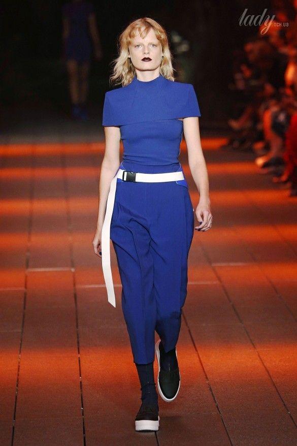 Коллекция DKNY прет-а-порте сезона весна-лето 2017_5